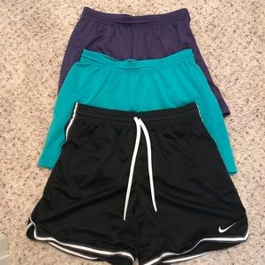 Women's work out shorts